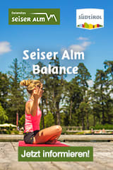 Seiser Alm Balance